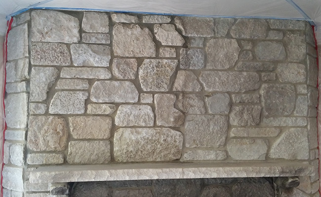 fireplace-surround-cleaning-rochester-mi