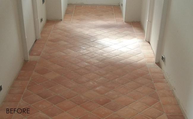 terracotta-cleaning-sealing-grosse-pointe-mi