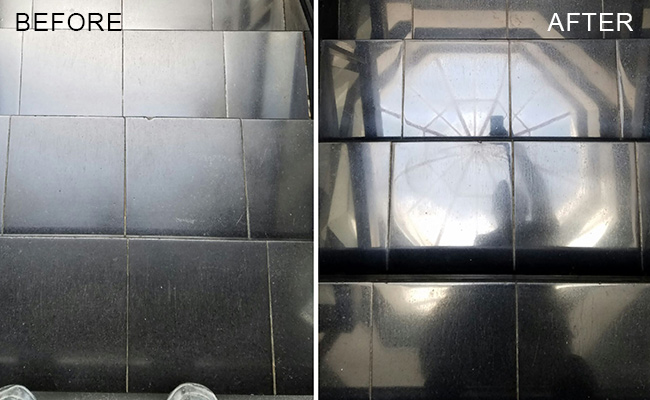 Portfolio Natural Stone Stone Restoration Services Mi