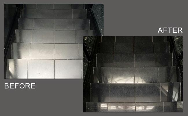 Granite Floor Cleaning and Sealing
