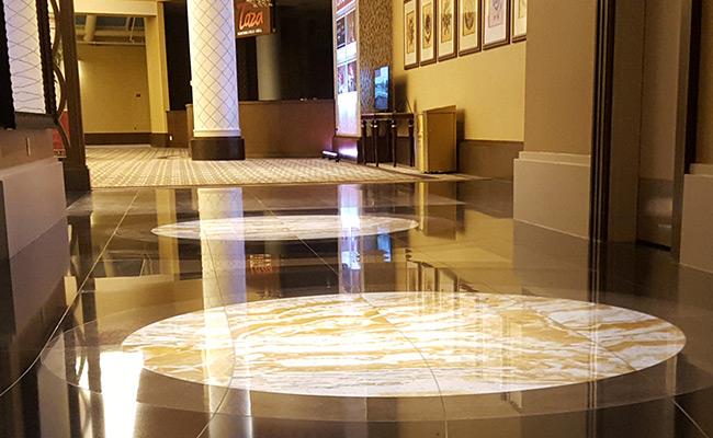 Natural Stone Floor Maintenance