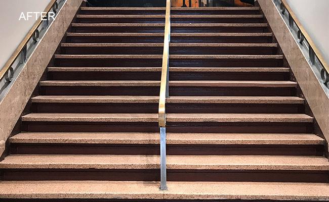 Stairway Restoration